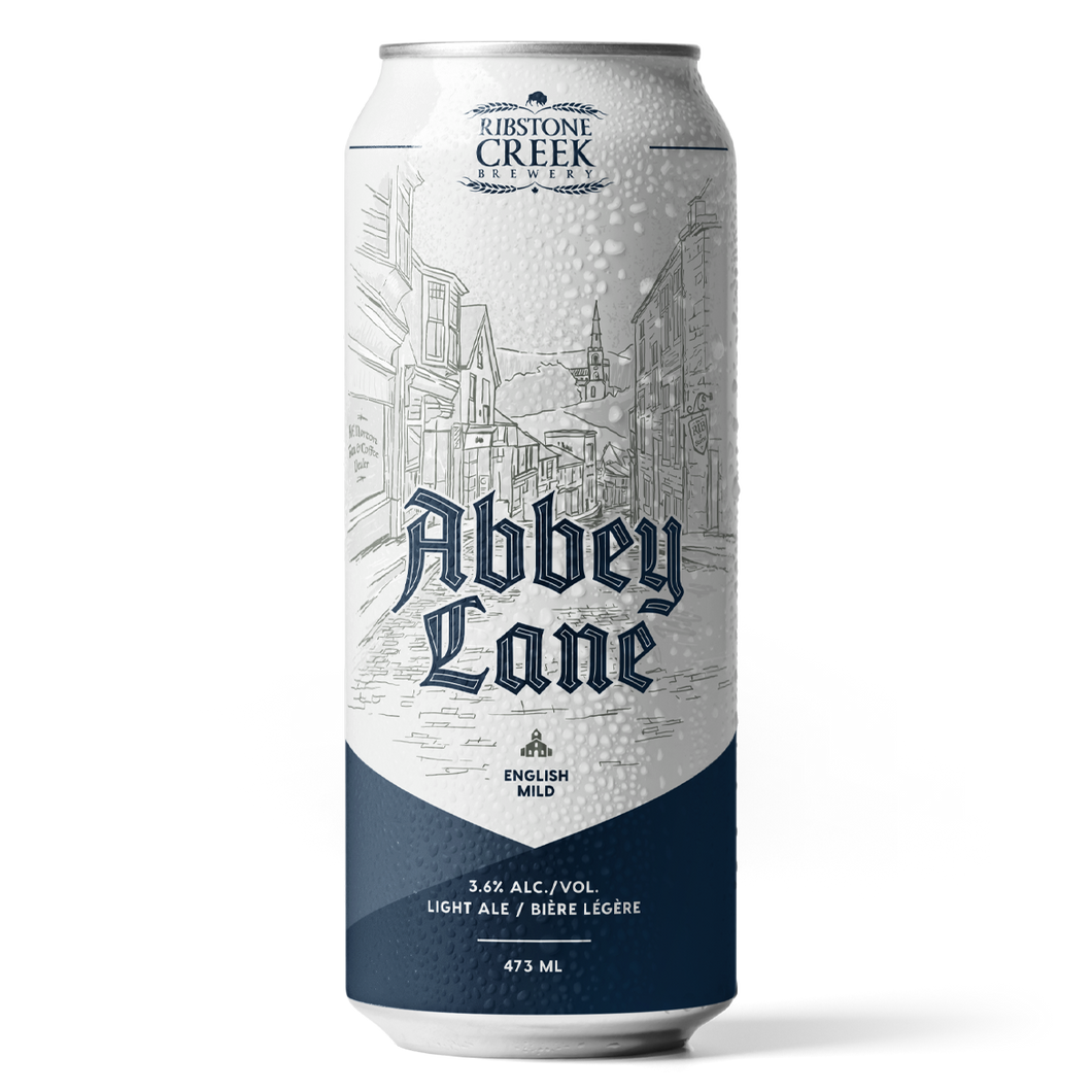 Abbey Lane English Mild - 4 pk (473mL)