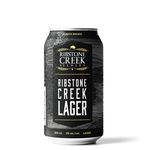 Ribstone Creek Lager 6 pk (355mL)