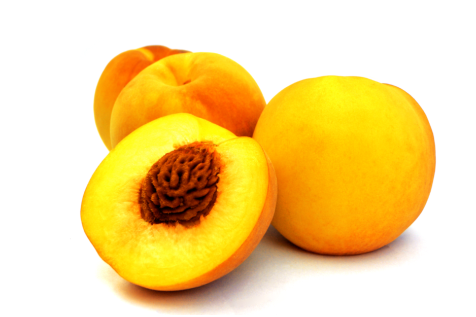 Yellow BC Peaches 1 lb