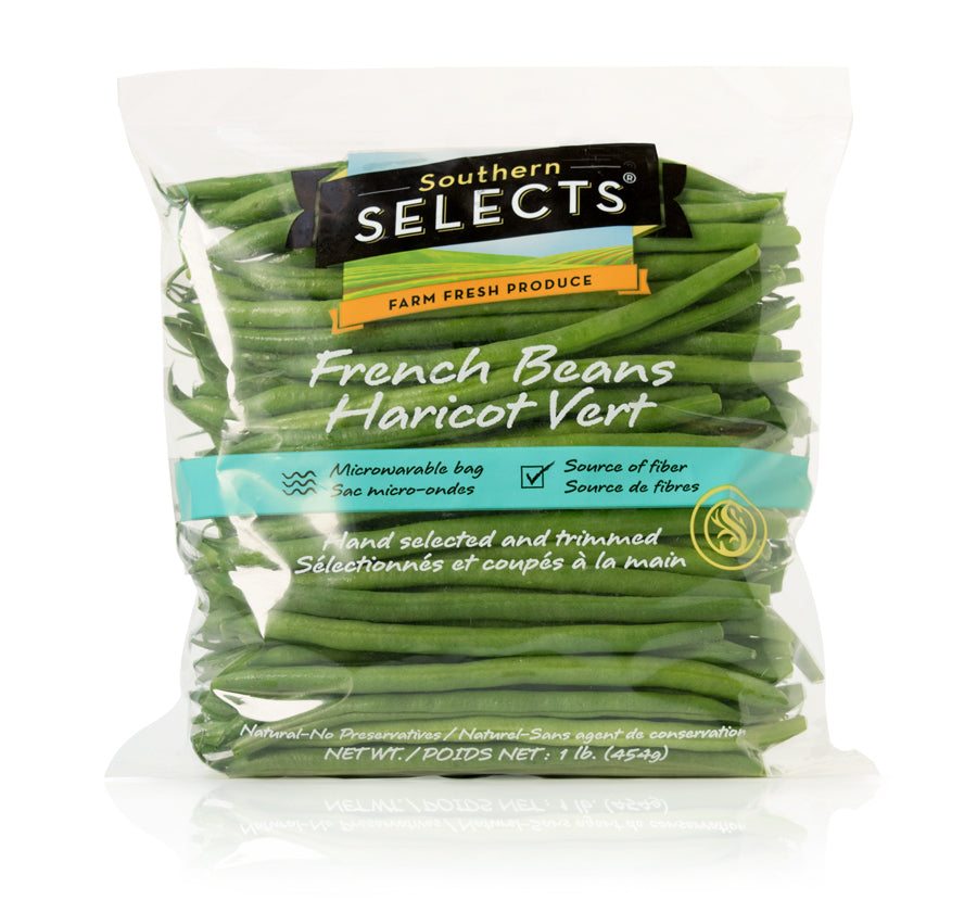 Southern Selects Beans French Green 1.5LB
