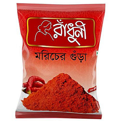 Radhuni Red Chilli Powder 50g
