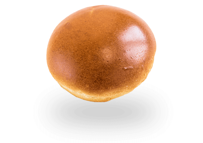 Traditional Hamburger Bun (Pack of Six)