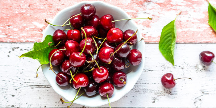 Fresh Red Cherry 0.5 kg