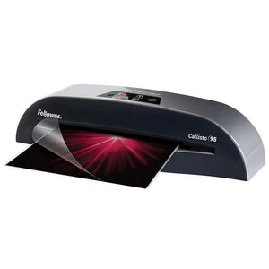 Fellowes Callisto 95 Laminator with Pouch Starter Kit