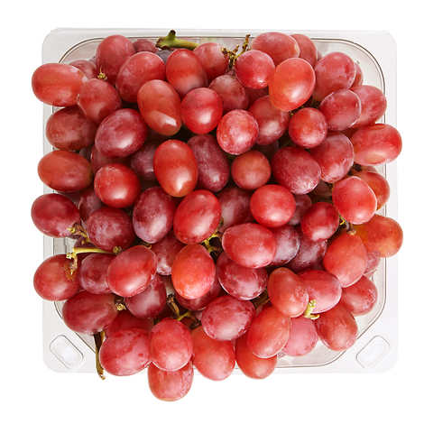 Seedless Red Grapes 1.36kg