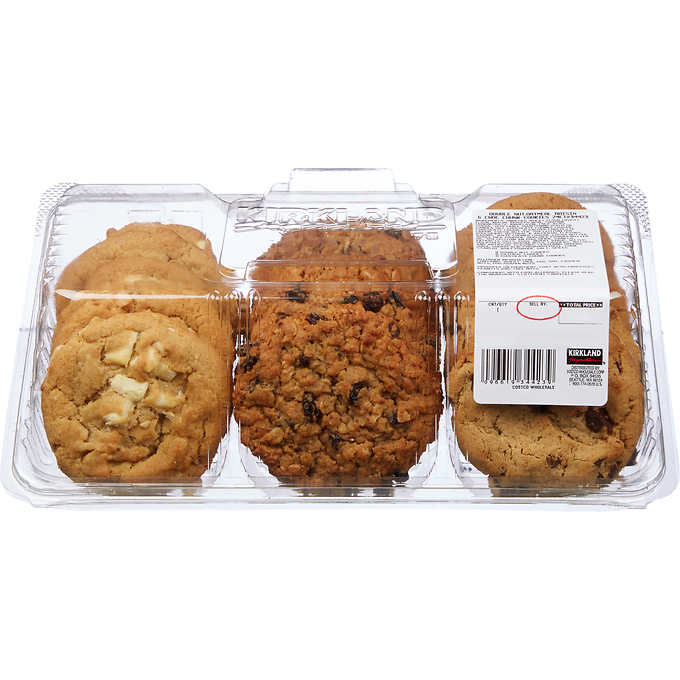 Costco Bakery Cookie Assortment, 24 pcs