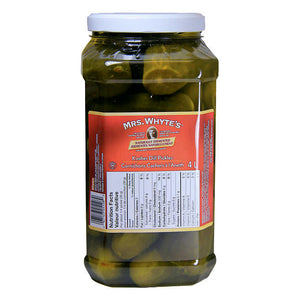 Mrs. Whyte's Whole Kosher Dill Pickles 4 L
