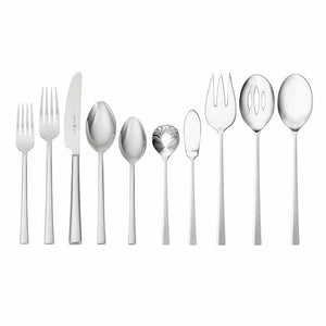 Queensgate flatware set  65 pieces