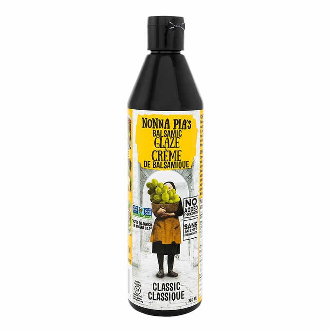 Nonna Pia's Balsamic Glaze, 380 mL
