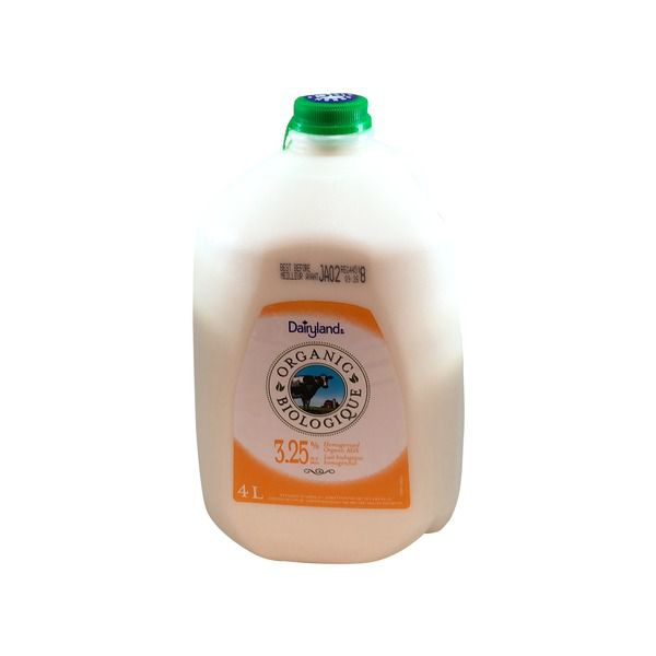 Dairyland 3.25% Organic Milk