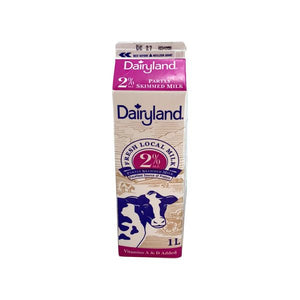 Dairyland 2% Milk 1L