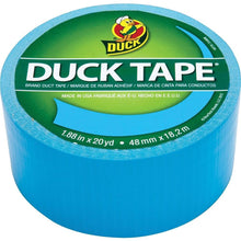 "Load image into Gallery viewer, Duck Tape Brand Duct Tape, 1.88"" x 10 yd, Silver"