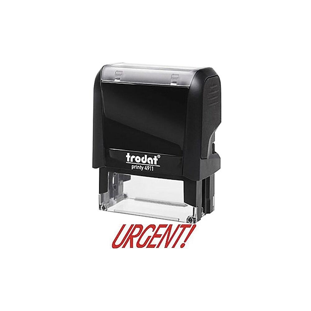 Trodat Printy 4911 Climate Neutral Self-Inking Stamp - URGENT