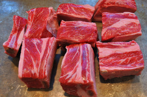 Beef short rib for stew 0.5 kg