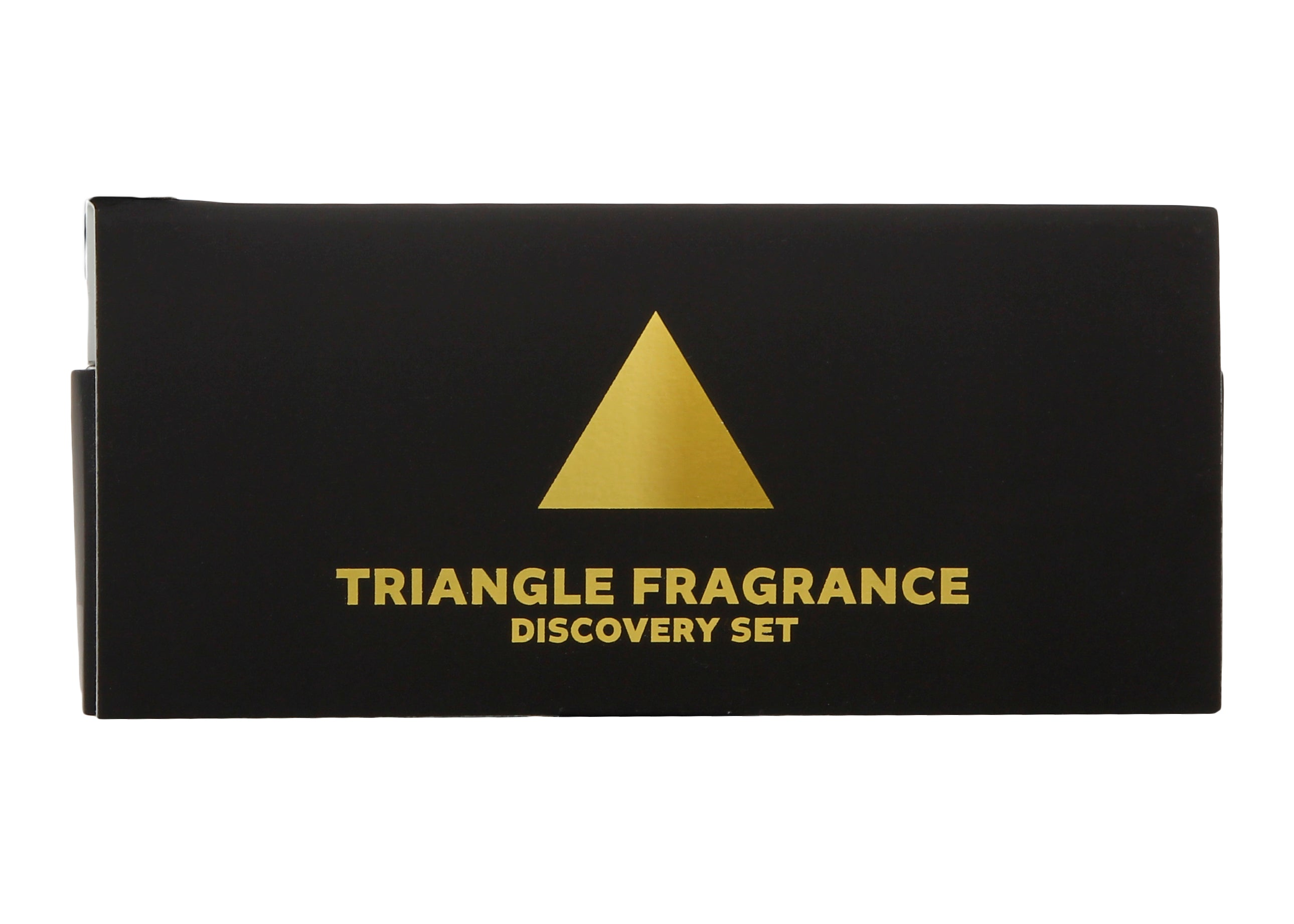 TRIANGLE FRAGRANCE DISCOVERY SET