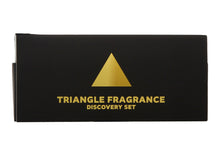 Load image into Gallery viewer, TRIANGLE FRAGRANCE DISCOVERY SET