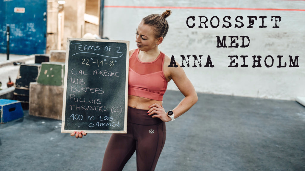 CROSSFIT WITH ANNA EIHOLM