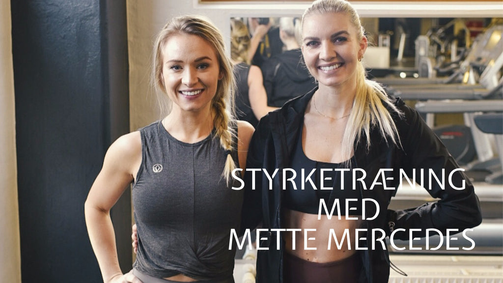 A WORKOUT WITH METTE MERCEDES