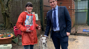 Autarky gives local rescue dogs a special Christmas delivery!