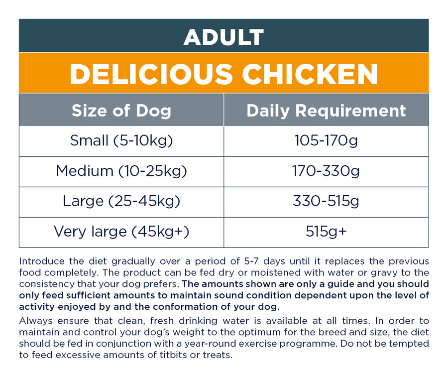 Adult: Delicious Chicken