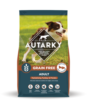 Adult Grain Free: Tantalising Turkey & Potato