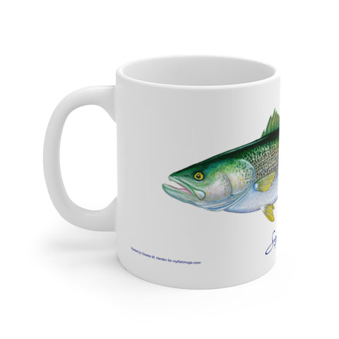 Squeteague Fisherman's Coffee Mug