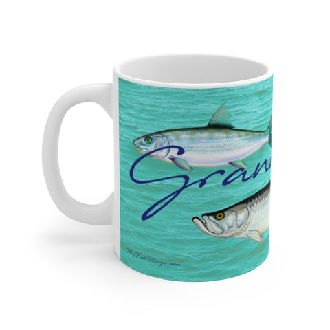 Grand Slam Fisherman's Mug 11oz.