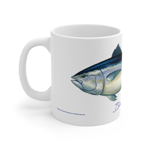 Bluefin Tuna Fisherman's Coffee Mug
