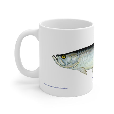 Tarpon Fisherman's Coffee Mug