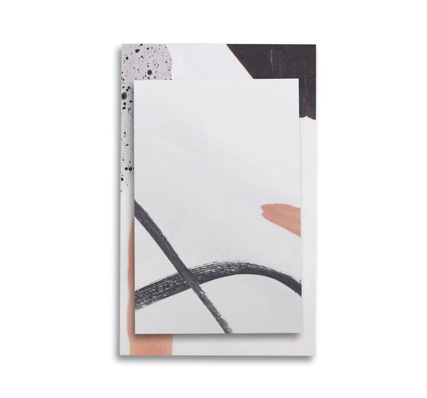 Desk Art Notepad Set Pauli