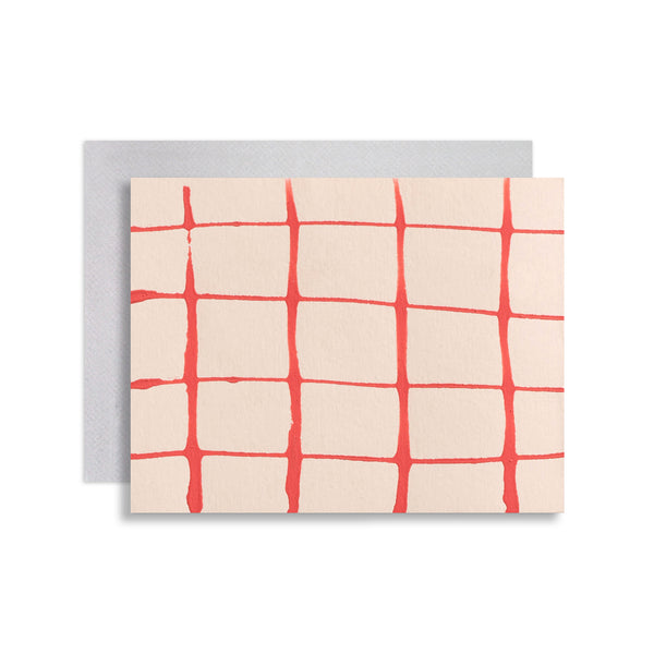 Red Grid Set