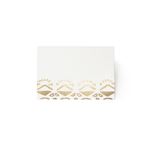 Falda Placecard Set