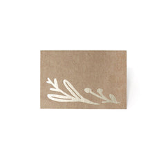Calathea Placecard Set