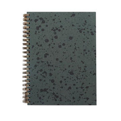Sample Sale Painted Journal Rain