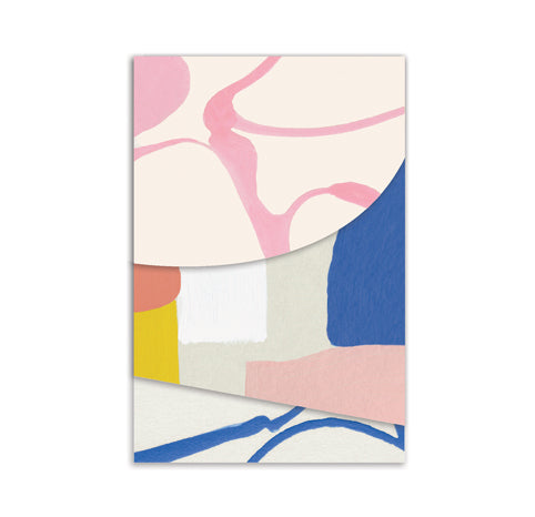 Sample Sale Tapestry Sticky Note Orinoco