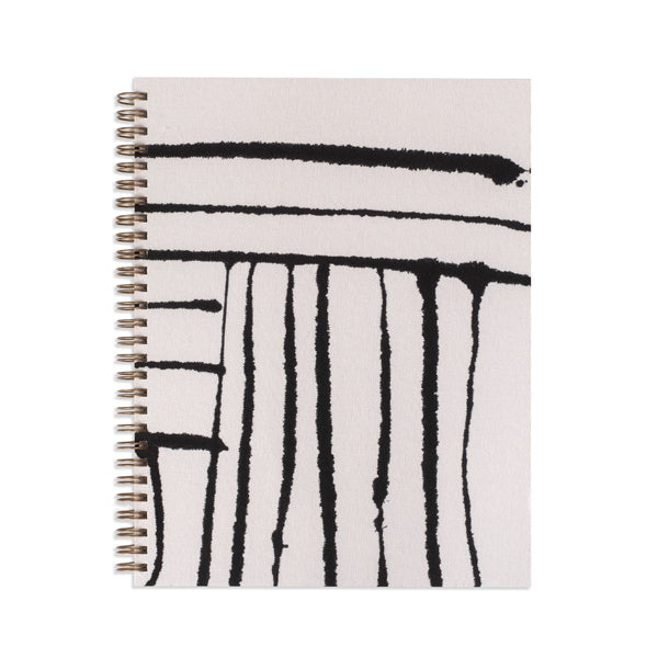 Sample Sale Painted Workbook Stripe