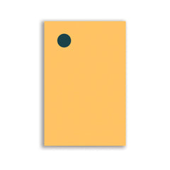 Sample Sale Dot Pad - Yellow
