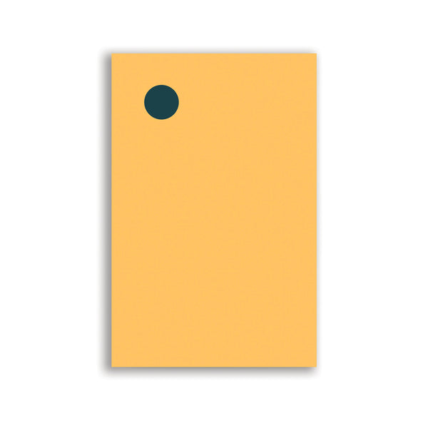 Dot Pad - Yellow