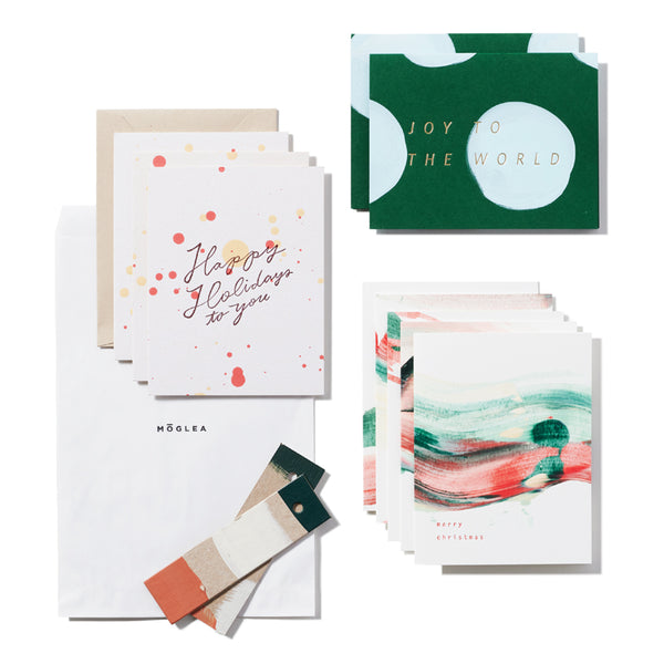 Sample Sale Pack of 10 Holiday Cards