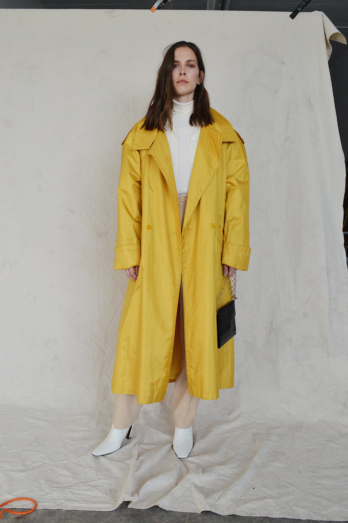 CANARY SPORTS TRENCH