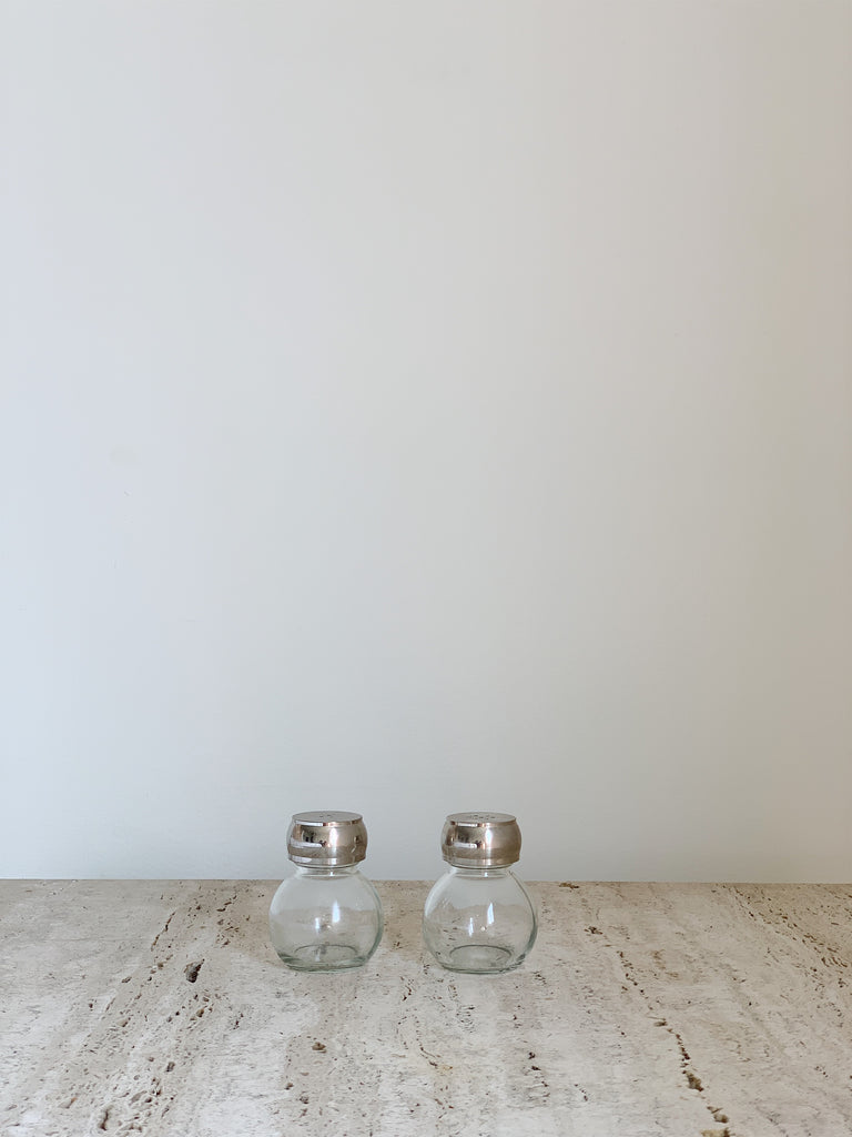 GLASS S&P SHAKERS