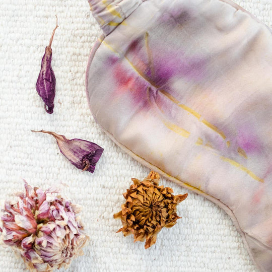 Logwood, Dahlias and Turmeric Steam Dyeing Tutorial