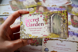 Secret Garden Mini Inspiration Cards