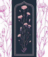 Load image into Gallery viewer, Floral wall hanging