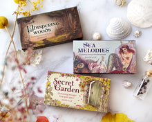 Load image into Gallery viewer, Secret Garden Mini Inspiration Cards