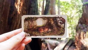 Whispering Woods Mini Inspiration Cards