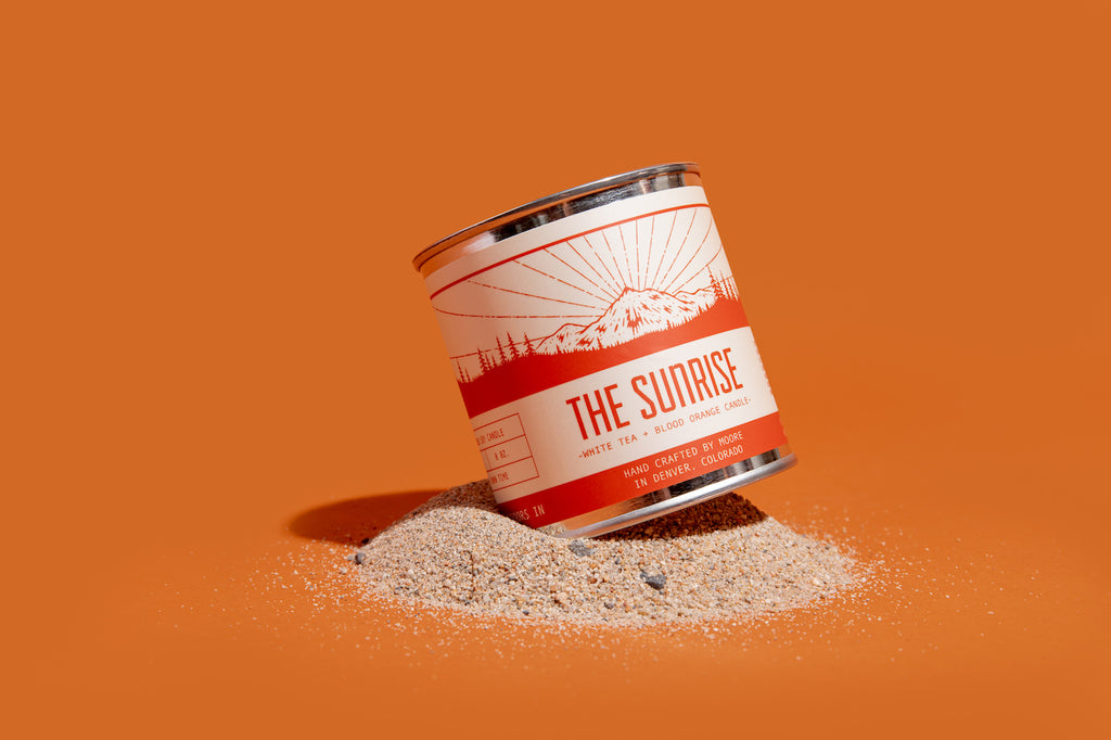 The Sunrise Candle