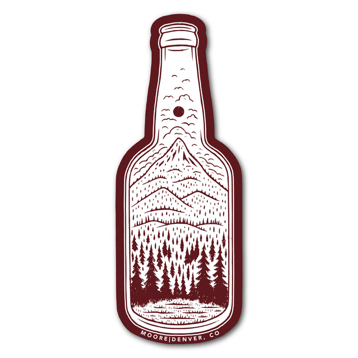 Bottle Sticker