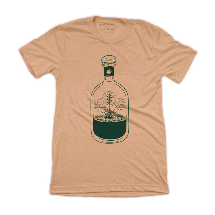 Tequila Bottle Tee