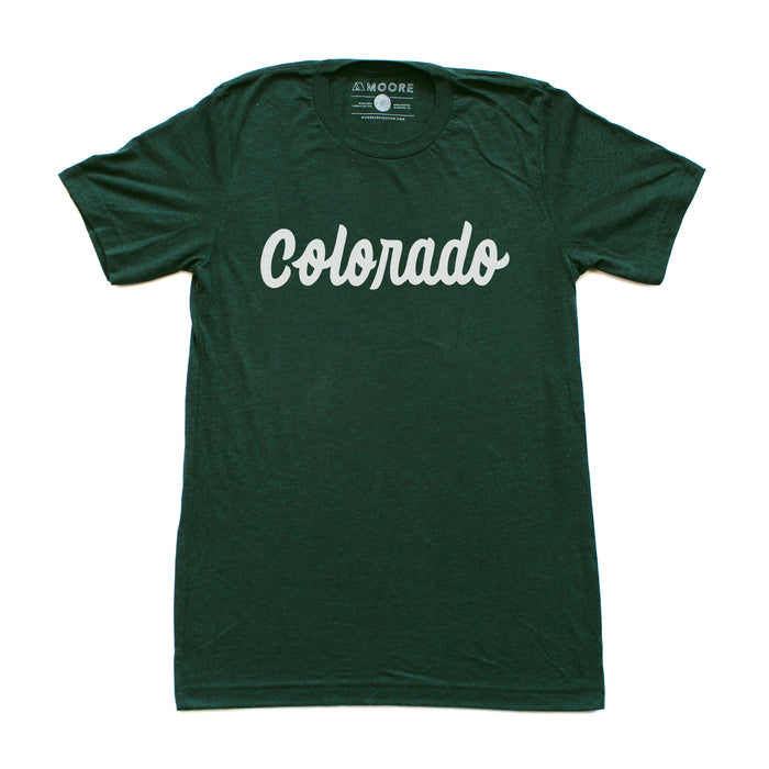 Colorado Tee-Green